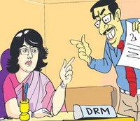 AUDIO - रेल्वे जीएमच्या मुलीच्या लग्नासाठी अधिका-यांना दिले 50 हजार रुपयांचे टार्गेट|देश,National - Divya Marathi