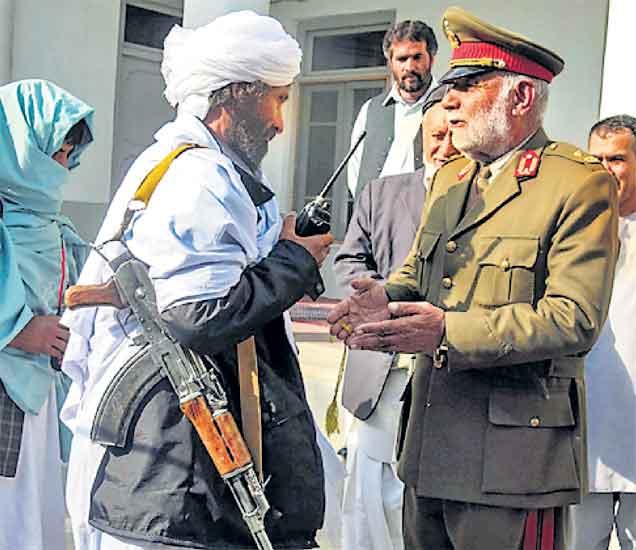 अफगाणिस्तान शांतता कराराची पाकिस्तान, चीन 'हमी' घेणार|विदेश,International - Divya Marathi