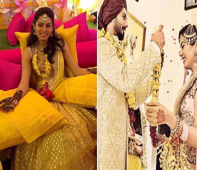 बी टाऊनचा हॅण्डसम हंक शाहिदच्या वैवाहिक जीवनाला झाली सुरुवात, पाहा त्याचा Wedding Album  - Divya Marathi