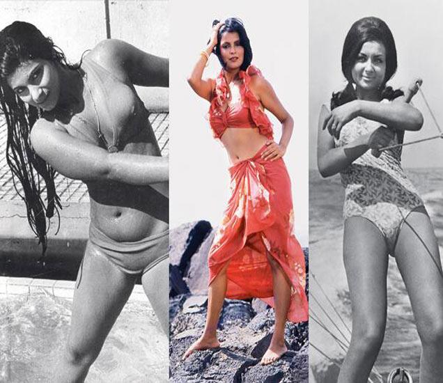 Bikini Divas : 50 ते 80च्या दशकात या अभिनेत्रींनी दाखवले होते बिकिनी परिधान करण्याचे धाडस|देश,National - Divya Marathi