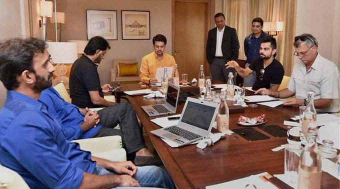 कर्णधार पुजाराच्या नेतृत्वात खेळणार विराट, राहुल द्रविड असणार प्रशिक्षक स्पोर्ट्स,Sports - Divya Marathi