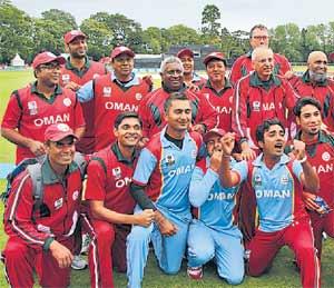 अाेमान, अफगाणिस्तान टी-२० विश्वचषकासाठी पात्र; अाेमानकडून नामिबियाचा पराभव स्पोर्ट्स,Sports - Divya Marathi