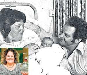 दिव्य मराठी विशेष: पहिली टेस्ट ट्यूब बेबी लुईस ब्राऊनचा आज ३७ वा वाढदिवस,|विदेश,International - Divya Marathi