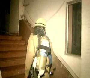 सीआरपीएफच्या कार्यालयाला आग, हेड कॉन्स्टेबलचा होरपळून मृत्यू|देश,National - Divya Marathi