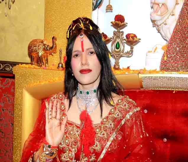 बहुचर्चित धर्मगुरू राधे मा विरुद्ध मुंबईत गुन्हा दाखल; विवाहितेचा केला  छळ|मुंबई,Mumbai - Divya Marathi