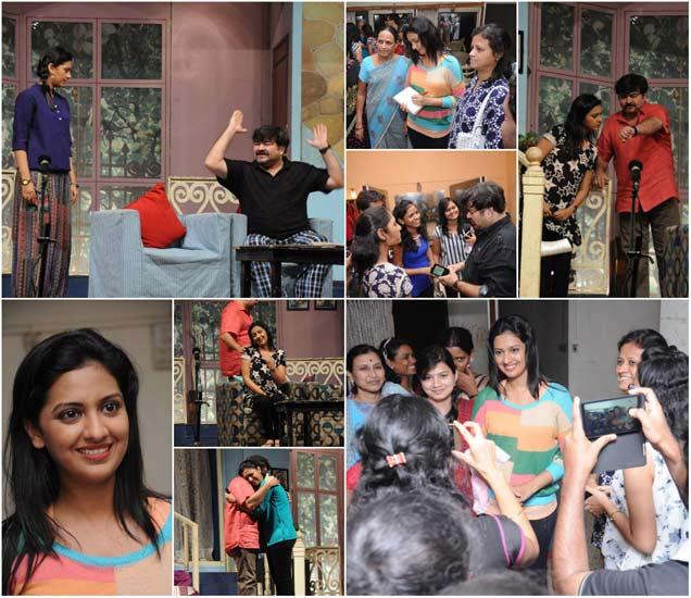 Xclusive: तेजश्री-प्रशांतच्या नाटकाचे अर्धशतक पूर्ण, आजारी असूनही तेजश्री दिसली उत्साहात|मराठी सिनेकट्टा,Marathi Cinema - Divya Marathi