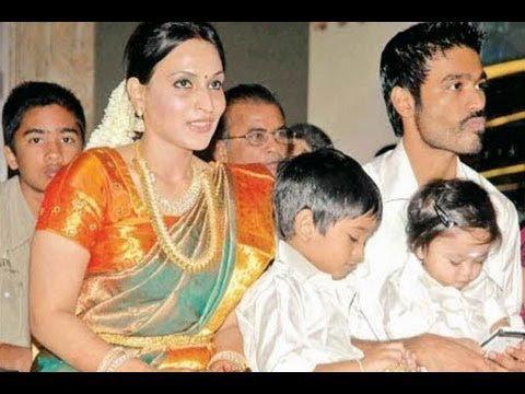 B\'day Spcl: रजनीकांत यांचा जावई आहे धनुष, पत्नी ऐश्वर्या आहे वयाने दोन वर्षे मोठी| - Divya Marathi