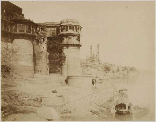 आशियातील सर्वात जुने शहर आहे वाराणसी, पाहा 5000 वर्षे जुन्या या पवित्र शहराचे RARE PICS  - Divya Marathi