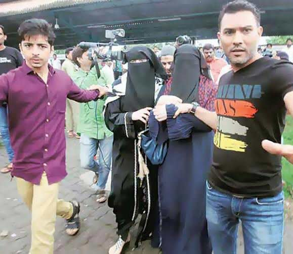 ही आहे याकूब मेमनची पत्नी राहिन, तुरुंगात दिला होता मुलीला जन्म|मुंबई,Mumbai - Divya Marathi