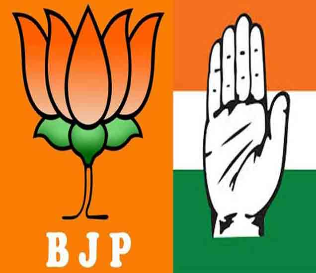 भाजप-राष्ट्रवादी कार्यकर्त्यांमध्ये फ्री स्टाइल; डीवायएसपीसह चार पोलिस जखमी|कोल्हापूर,Kolhapur - Divya Marathi