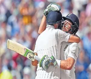अॅशेस :इंग्लंड टीमची विजयी 'बेल'|स्पोर्ट्स,Sports - Divya Marathi