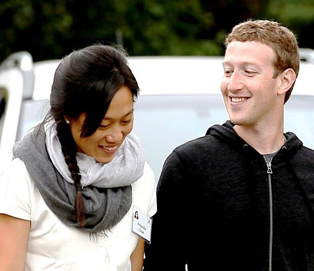मार्क झुकरबर्गच्या घरी पाळणा हलणार, प्रशिलाचा तिनदा झाला होता गर्भपात!|बिझनेस,Business - Divya Marathi