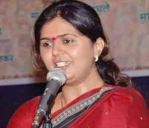 राज्य मंत्रिमंडळाच्या बैठकांना पंकजा मुंडेंची सर्वाधिक दांडी, ३३ % बैठकांना गैरहजर|मुंबई,Mumbai - Divya Marathi