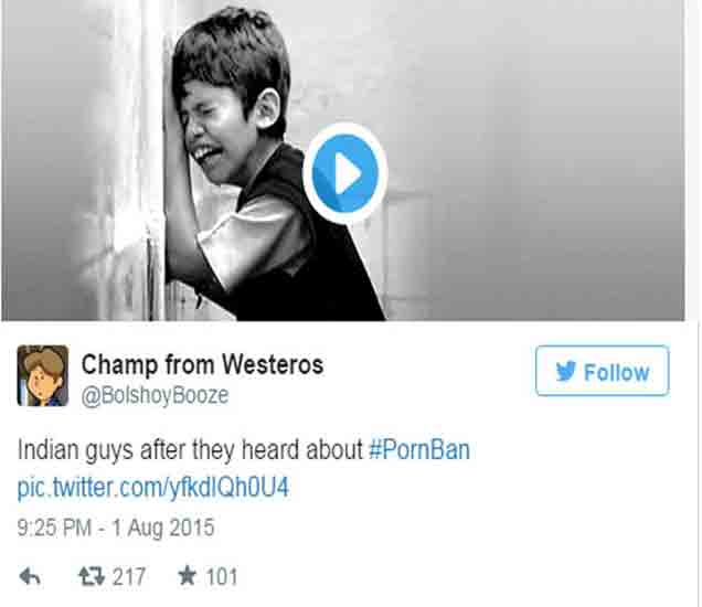 मोदी सरकारकडून चोर पावलांनी #पोर्न_बॅन? TWITTER यूजर्स भडकले देश,National - Divya Marathi