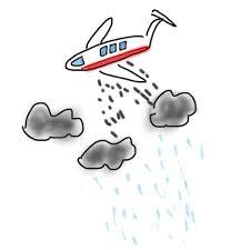कृत्रिम पाऊस सोमवारपासून :त्यासाठीचे विमानही औरंगाबादमध्ये दाखल|औरंगाबाद,Aurangabad - Divya Marathi