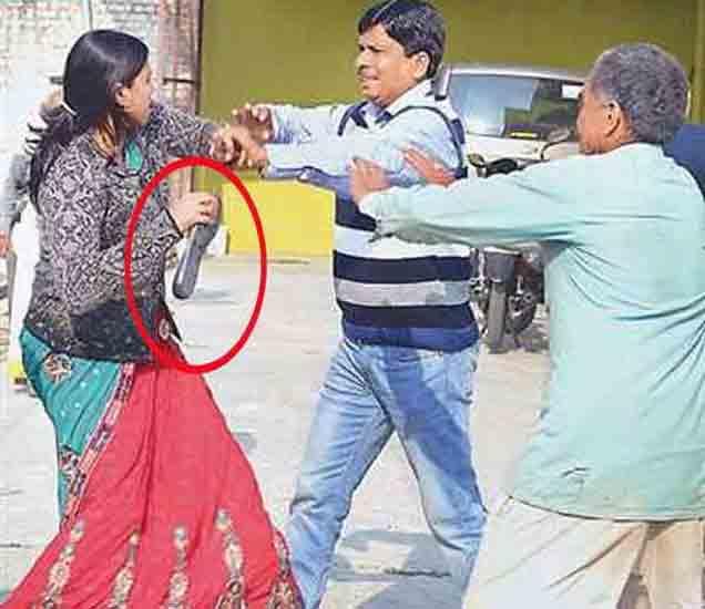 'सपा'च्या महिला आमदाराची पतीविरुद्ध तक्रार; प्रियकरासोबत करणार लग्न|देश,National - Divya Marathi