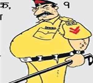 निवडणुकीसाठी साडेतीन हजार पोलिस नियुक्त|अहमदनगर,Ahmednagar - Divya Marathi