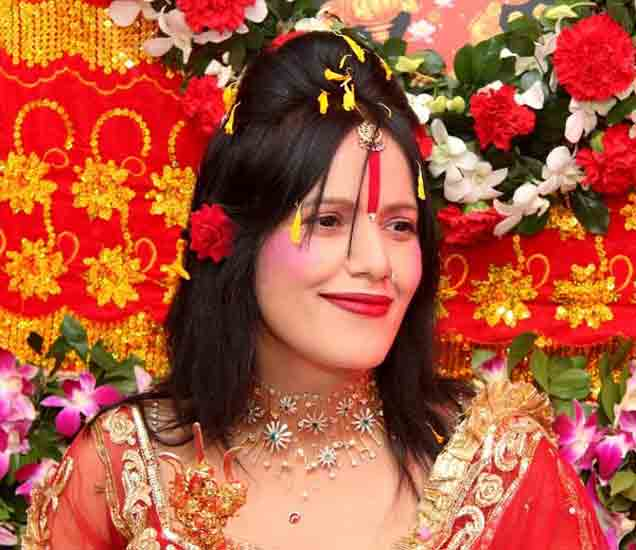 राधे मा (फाइल फोटो) - Divya Marathi