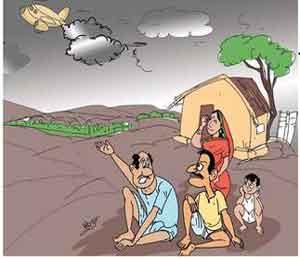 दोन दिवसांत उस्मानाबाद जिल्ह्यात कृत्रिम पाऊस!|सोलापूर,Solapur - Divya Marathi