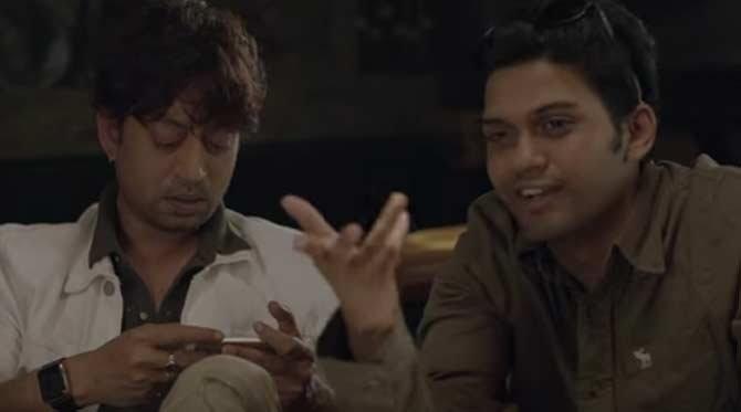 AIB: इरफानने उडवली रॅपर हनी सिंगची खिल्ली, 2 दिवसांत 13 लाख लोकांनी पाहिला VIDEO| - Divya Marathi