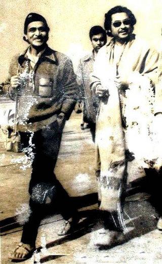 B\'Anniv: किशोर दांचा हा फोटो ठरला शेवटचा, जाणून घ्या कुणासोबत काढला होता आणि बरेच काही| - Divya Marathi