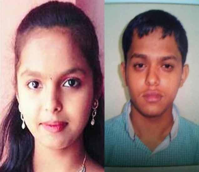 ऐश्वर्या आणि ओंकार - Divya Marathi
