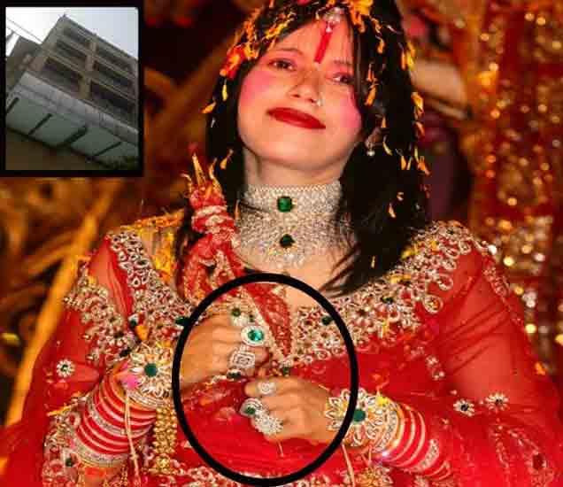 राधे माँच्या प्रत्येक बोटात हिर्या-मोत्याची अंगठी, 6 मजली बंगल्यातून सुरु होता बिझनेस|देश,National - Divya Marathi