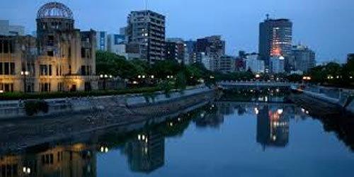 PHOTOS: अणुबॉम्बने उध्वस्त झाले होते हिरोशिमा शहर, आता दिसतेय असे देश,National - Divya Marathi