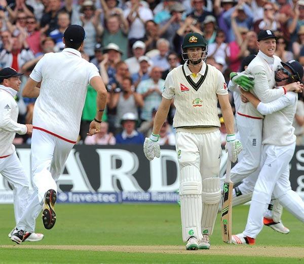 अॅशेस टेस्ट: ऑस्ट्रेलिया पहिल्या डावात 60 धावांत गारद, ब्रॉडने घेतल्या 8 विकेट|स्पोर्ट्स,Sports - Divya Marathi