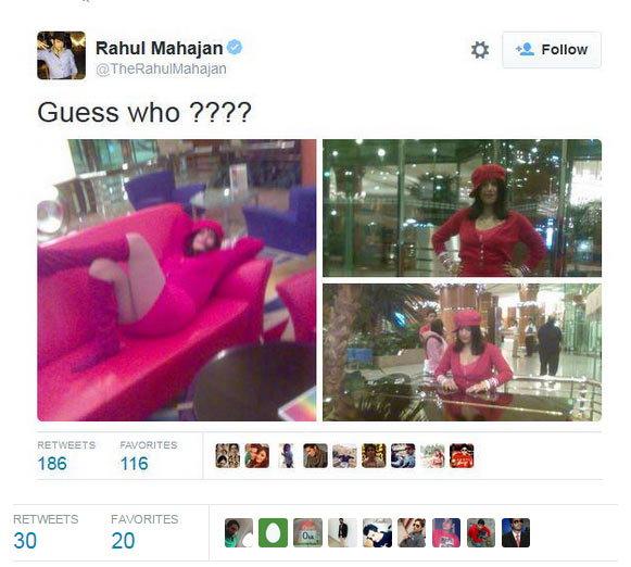 स्कर्टमधील राधे माँचे PHOTOS झाले व्हायरल, ट्विटरवर ट्रेडिंग टॉपिकमध्ये|देश,National - Divya Marathi