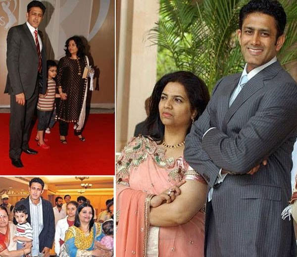 कुंबळे-धवनसह हे 5 क्रिकेटर्स पडले लग्न झालेल्या महिलांचा प्रेमात| - Divya Marathi
