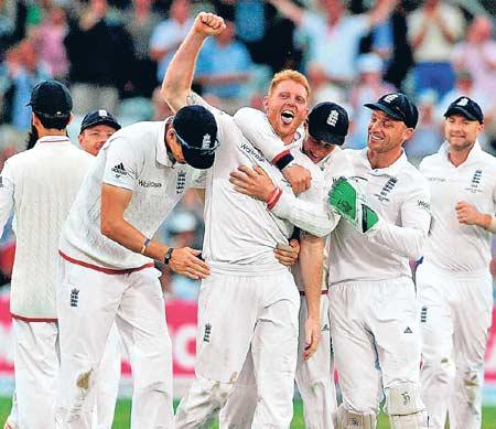 कांगारूंची जिरवली, इंग्लंडने चौथी कसोटी एक डाव ७८ धावांनी जिंकली; अॅशेस ३-१ ने जिंकली|स्पोर्ट्स,Sports - Divya Marathi