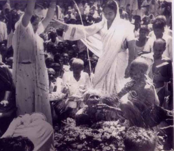 संथारा प्रथेचा प्रतिकात्मक फोटो - Divya Marathi