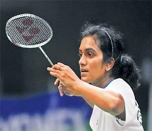 सिंधू, के. श्रीकांतची दुसऱ्या फेरीत धडक : डेन्मार्कच्या लिनेचा पराभव|स्पोर्ट्स,Sports - Divya Marathi