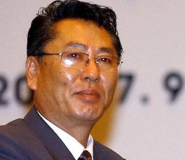 FILE PHOTO : नॉर्थ कोरियाचे माजी उपपंतप्रधान (व्हाइस प्रिमिअर) चोई योंग-गोन - Divya Marathi