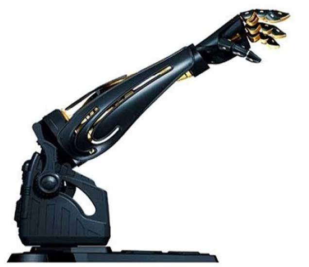 DEMO PIC- रोबोटिक आर्म - Divya Marathi