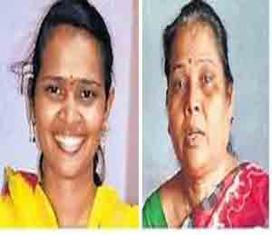 मृतक वृषाली तिरमारे आणि आई ललिता तिरमारे - Divya Marathi