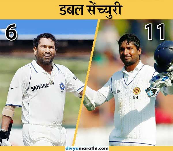 सचिन VS संगकारा: फॅक्ट्सच्या आरश्यात दोन दिग्गज, कुणाचा काय आहे रेकॉर्ड?|स्पोर्ट्स,Sports - Divya Marathi