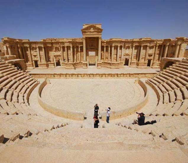 ISIS मुळे सिरिया-इराकची ही ऐतिहासिक स्थळे उध्वस्त होण्याच्या मार्गावर|विदेश,International - Divya Marathi