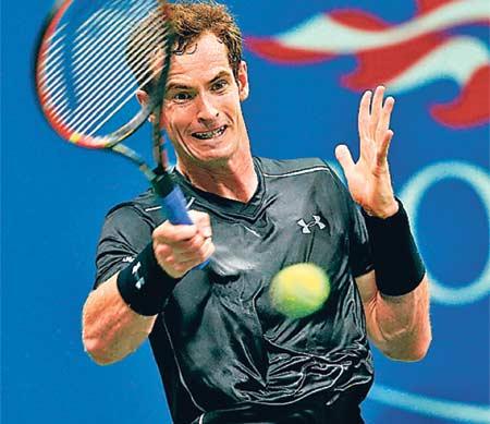 अमेरिकन ओपन टेनिस : अँडी मरे, रॉजर फेडरर, हालेप दुसऱ्या फेरीत|स्पोर्ट्स,Sports - Divya Marathi