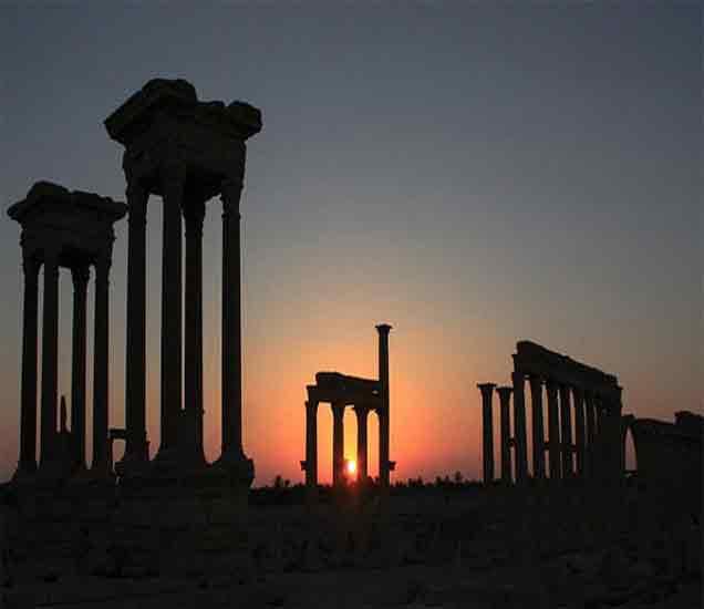 उद्धवस्त होण्यापूर्वी असा होता सीरिया, फोटोग्राफरने कैद केले PHOTOS विदेश,International - Divya Marathi