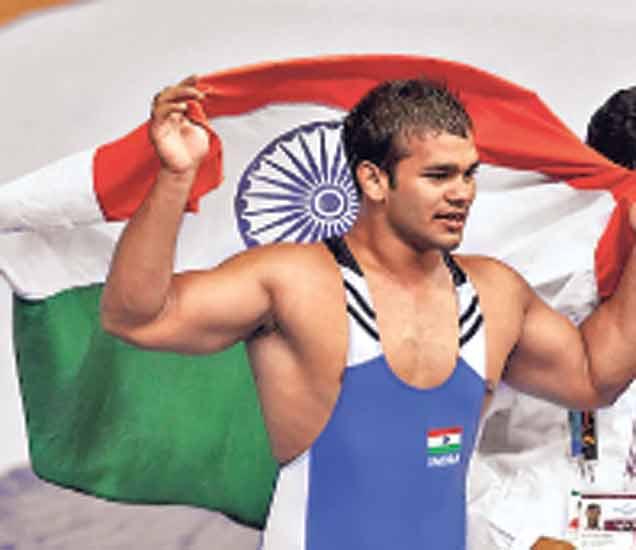 नरसिंग यादवला रिओ ऑलिम्पिकचे तिकीट, ब्राझील येथे 2016 मध्ये होणार स्पर्धा स्पोर्ट्स,Sports - Divya Marathi