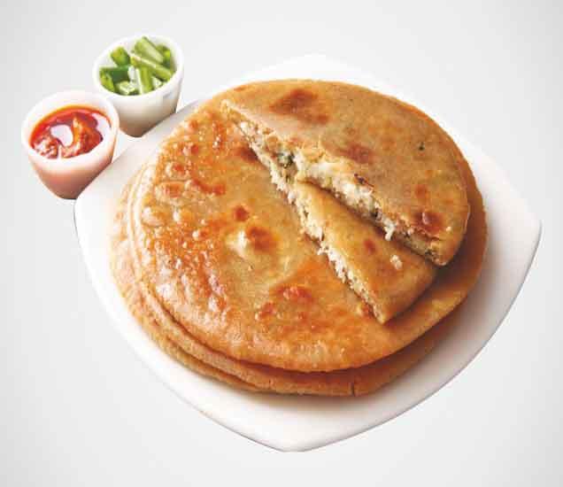 तुम्हालाही नक्की आवडेल, स्वादिष्ट पनीर टोमॅटो पराठा... देश,National - Divya Marathi