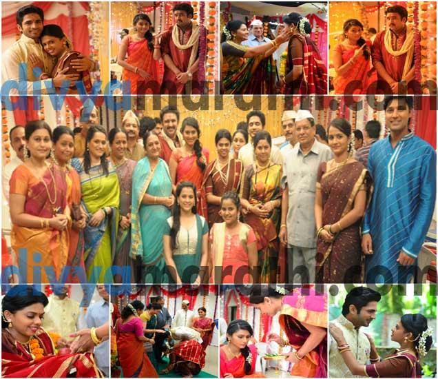 Engagement:स्वानंदी-नील आणि संपदा-महेशचा झाला साखरपुडा, ललिताची मात्र झाली फजिती|मराठी सिनेकट्टा,Marathi Cinema - Divya Marathi