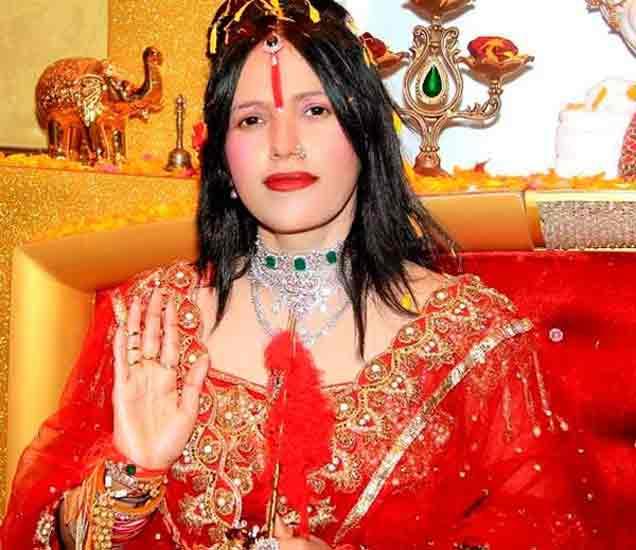 \'आरोपांमुळे आत्महत्या करणार होते,\'  वाचा राधे माँची विशेष मुलाखत मुंबई,Mumbai - Divya Marathi