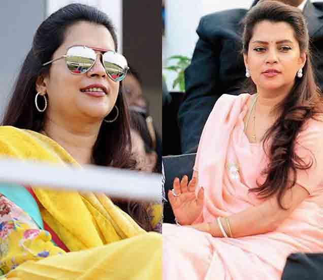 सिंधिया घराण्याची कन्या आहे चित्रांगदा, काश्मीरच्या युवराजासोबत केला विवाह|देश,National - Divya Marathi