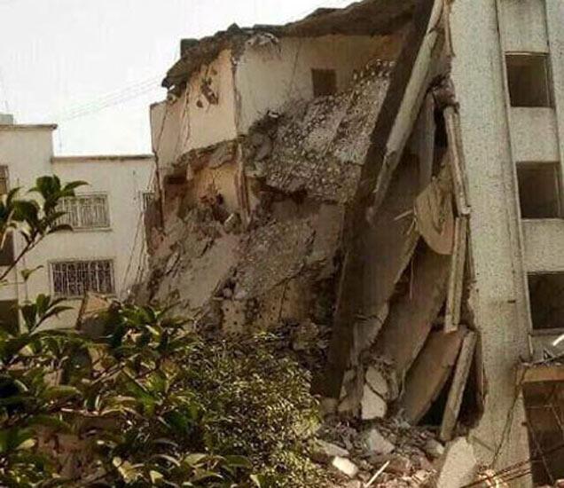 चीनच्या गुआंग्शीमध्ये दोन तासांत पार्सल बॉम्बचे 15 स्फोट, 6 लोकांचा मृत्यू|विदेश,International - Divya Marathi