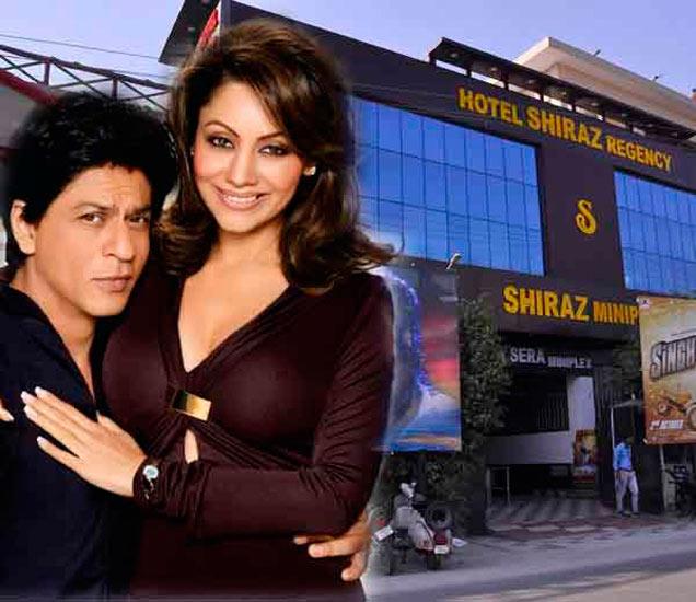 शाहरुखने पत्नीच्या नावाने खरेदी केलेय हे थिएटर, पाहा INSIDE PHOTOS|देश,National - Divya Marathi