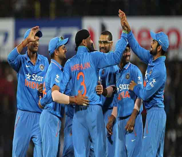 IND vs SA: भारताचा विजयोत्सव, दक्षिण आफ्रिकेला 22 धावांनी हरवले|स्पोर्ट्स,Sports - Divya Marathi