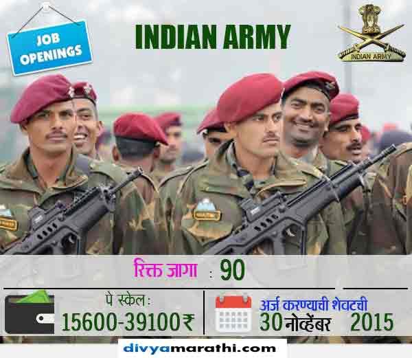 बारावी पास तरुणांना नोकरीची संधी, पगार 39 हजारांपुढे|देश,National - Divya Marathi